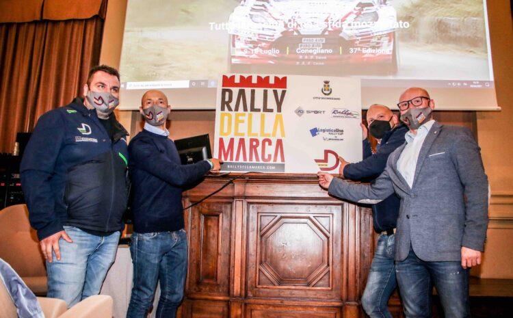 Un Rally della Marca frizzante a prescindere